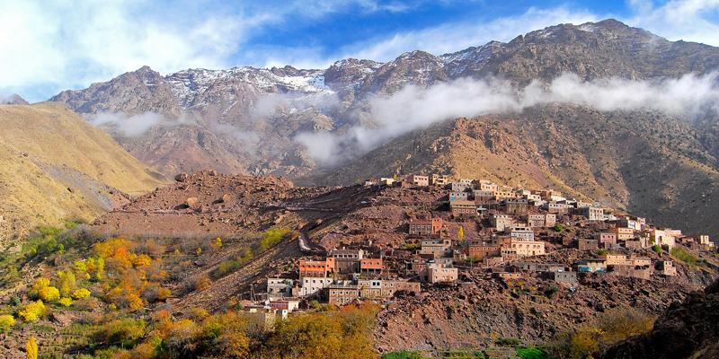 i-escape blog / Mountain Escapes for Older Kids & Teens / Kasbah du Toubkal