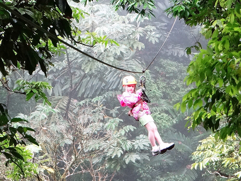 i-escape blog / Mountain Escapes for Older Kids & Teens / Leaves and Lizards