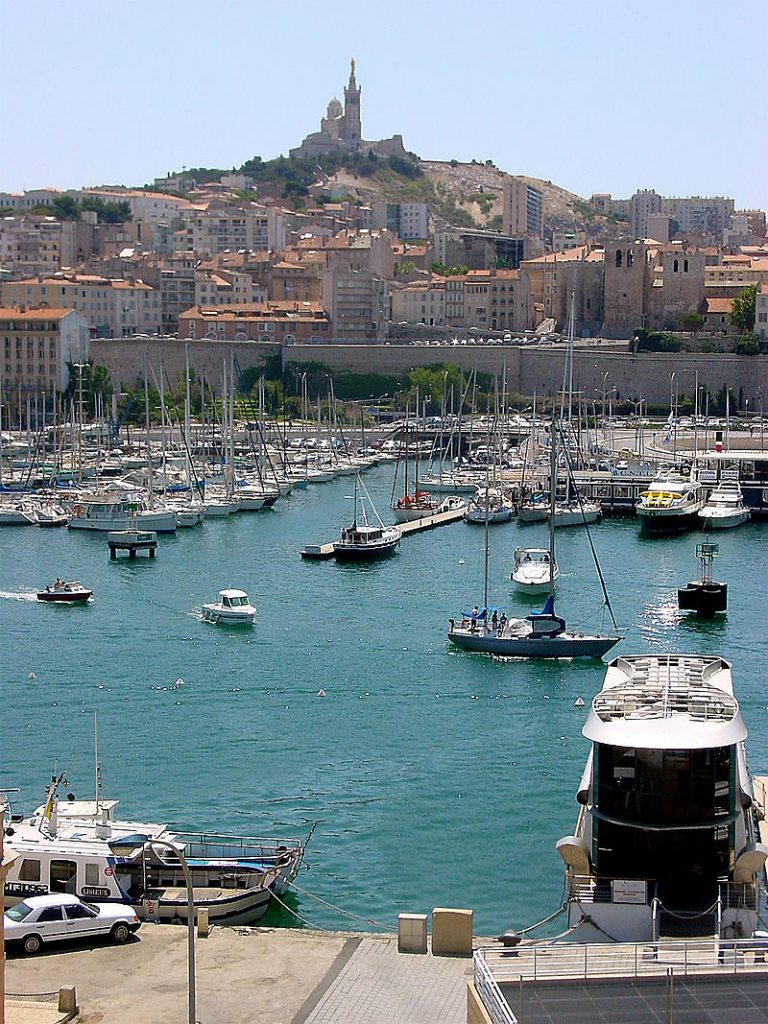 the i-escape blog / our favourite holidays by Eurostar / Marseille ©Thomas Steiner