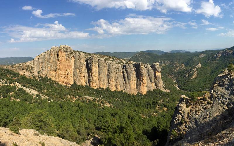 i-escape blog / Mountain Escapes for Older Kids & Teens / Mas de la Serra