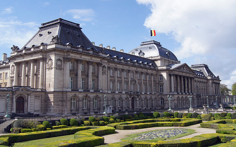 the i-escape blog / Our favourite holidays by Eurostar / Royal Palace of Brussels