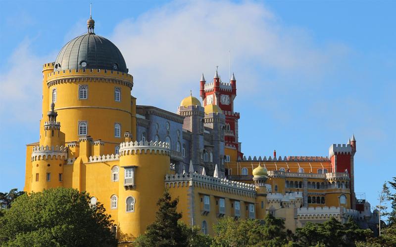 the i-escape blog / a portuguese road trip / sintra