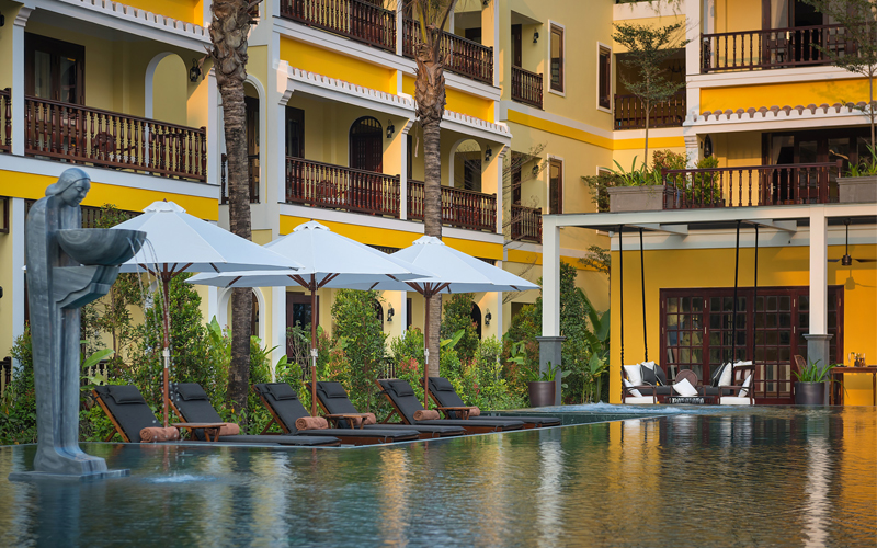 the i-escape blog / Great journeys: Vietnam by train / La Siesta Hoi An Resort