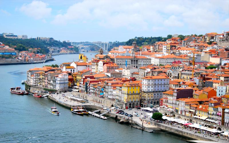 the i-escape blog / A portuguese road-trip / Porto