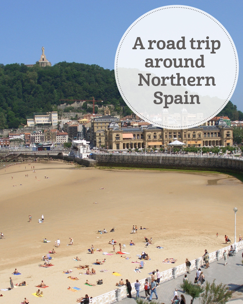 the i-escape blog / a road trip around northern spain / san sebastian