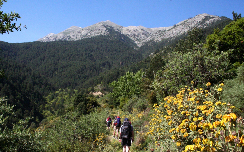 the i-escape blog / the expert view greek mountain hikes / The Peloponnese Way