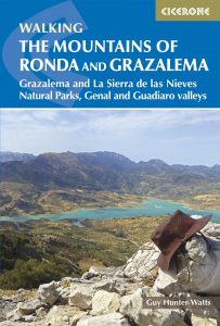 The i-escape blog / The expert view: hiking in Andalucia / Cicerone book