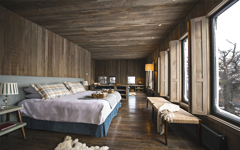 the i-escape blog / 5 of the best mountain hideaway holidays / awasi patagonia