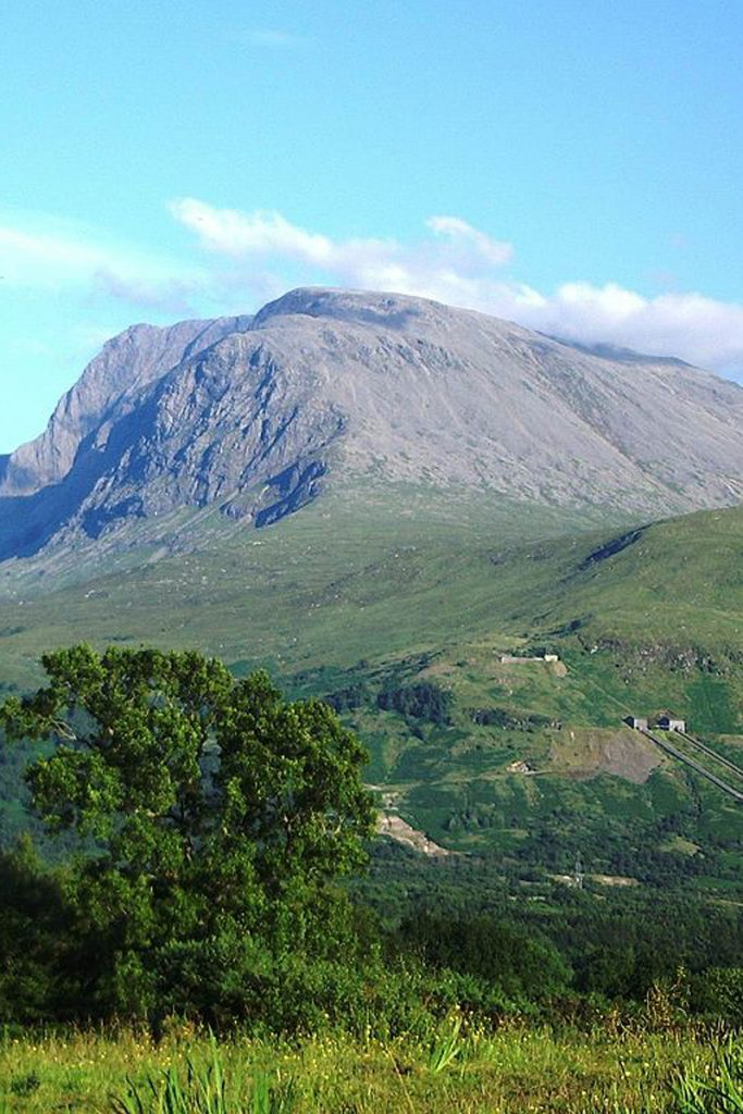 The i-escape blog / Three Peaks in boutique style / Ben Nevis