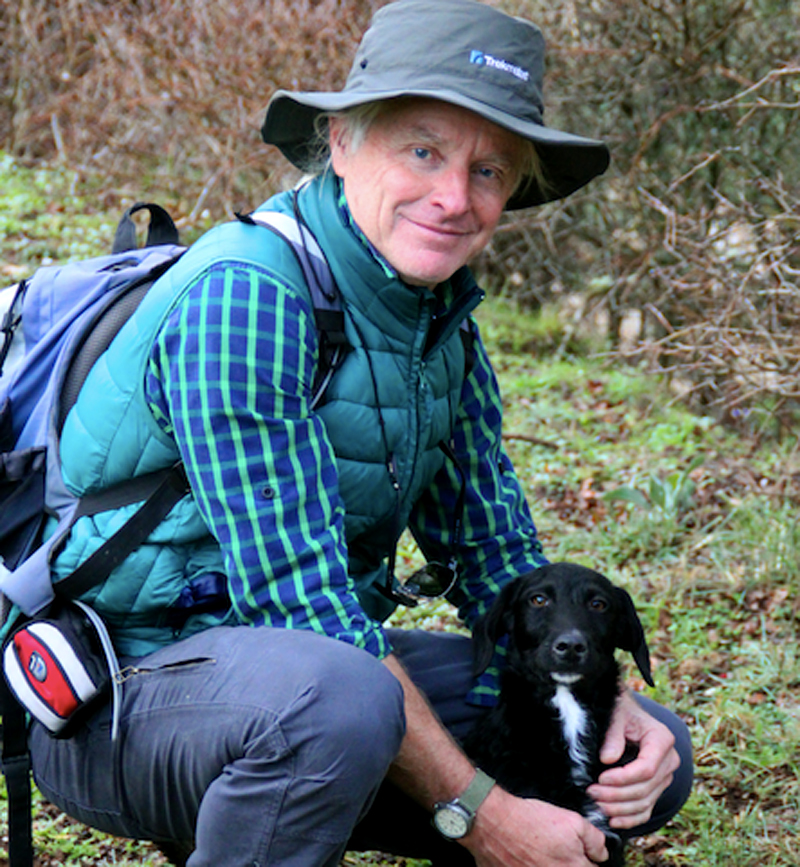 the i-escape blog / the expert view: hiking in andalucia / Guy Hunter Watts