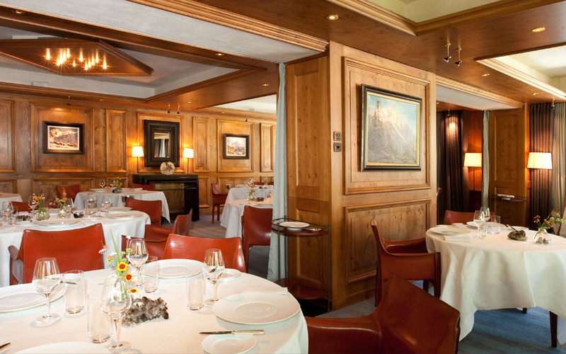 the i-escape blog / Mountain hotels with gourmet food / Hameau Albert 1er