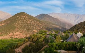 the i-escape blog / 5 of the best mountain hideaway holidays / kasbah tamadot