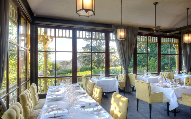 the i-escape blog / mountain hotels with gourmet food / lilianfels