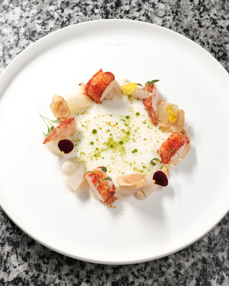 the i-escape blog / Mountain hotels with gourmet food / The Omnia