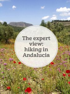 the i-escape blog / the expert view: hiking in Andalucia