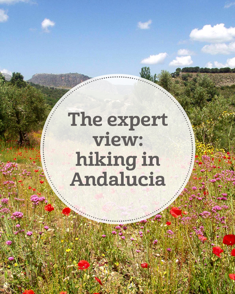 The i-escape blog / Hiking in Andalucia