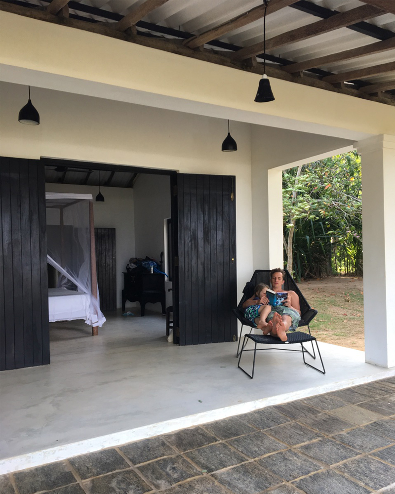 the i-escape blog / Sri Lanka with the family / Mawella Hideaways