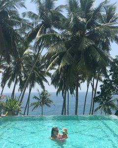 the i-escape blog / Sri Lanka with the family / The Saffron House