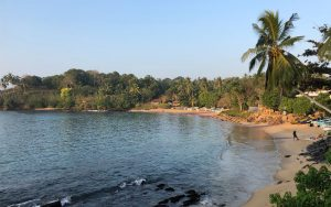 the i-escape blog / Sri Lanka with the family / Hiriketiya Bay