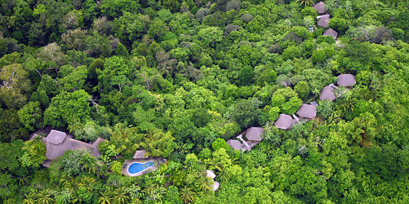 The i-escape blog / 6 lodges with wildlife on your doorstep / Lapa Rios Ecolodge Costa Rica