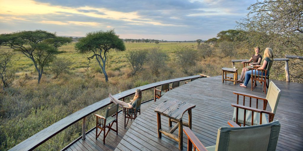 The i-escape blog / 6 lodges with wildlife on your doorstep / Oliver's Camp Tanzania