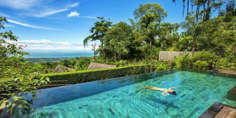 the i-escape blog / 6 stunning retreats for underwater adventures / Oxygen Jungle Villas