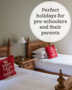 the i-escape blog / perfect holidays for pre-schoolers and their parents