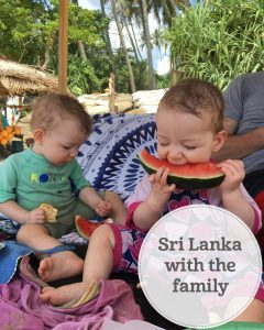 the i-escape blog / Sri Lanka with the family