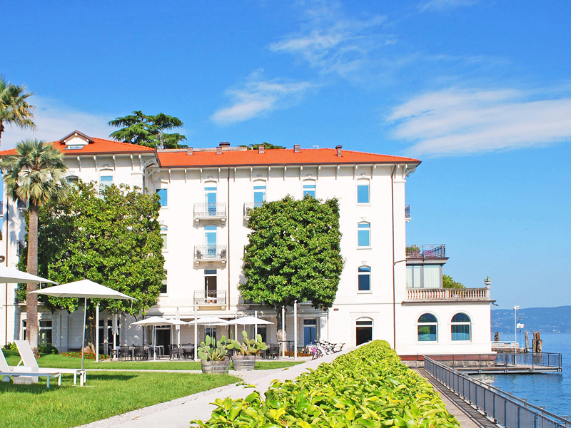The i-escape blog / Grande Dames: 9 fabulous reasons you should stay at a historic hotel / Hotel Bella Riva