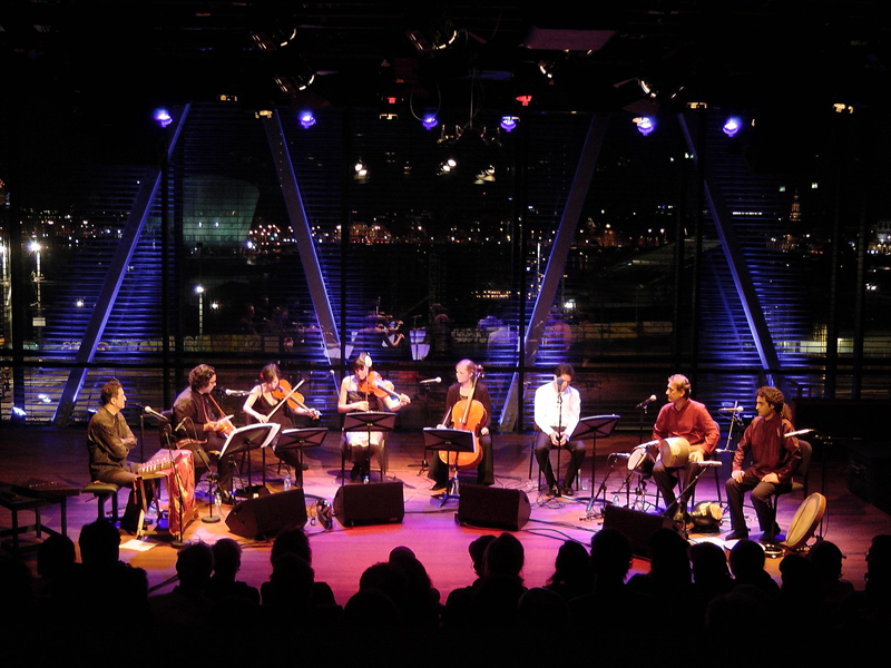 The i-escape blog / How to visit Amsterdam on a budget / Bimhuis Amsterdam