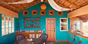 the i-escape blog / 10 cool and quirky places to stay from £27 a night / El Encanto de Cabo Pulmo
