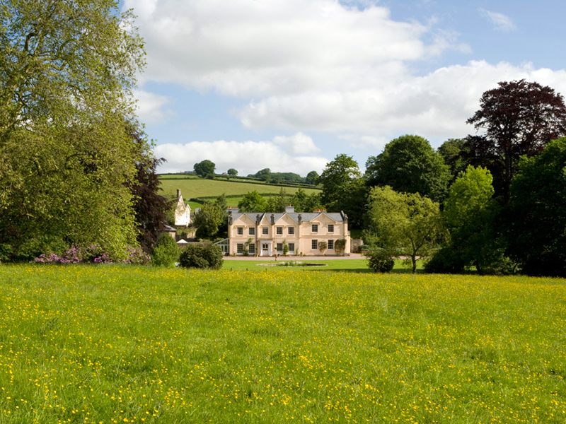 i-escape blog / How to get the most out of a 3G holiday / Felin Newydd House