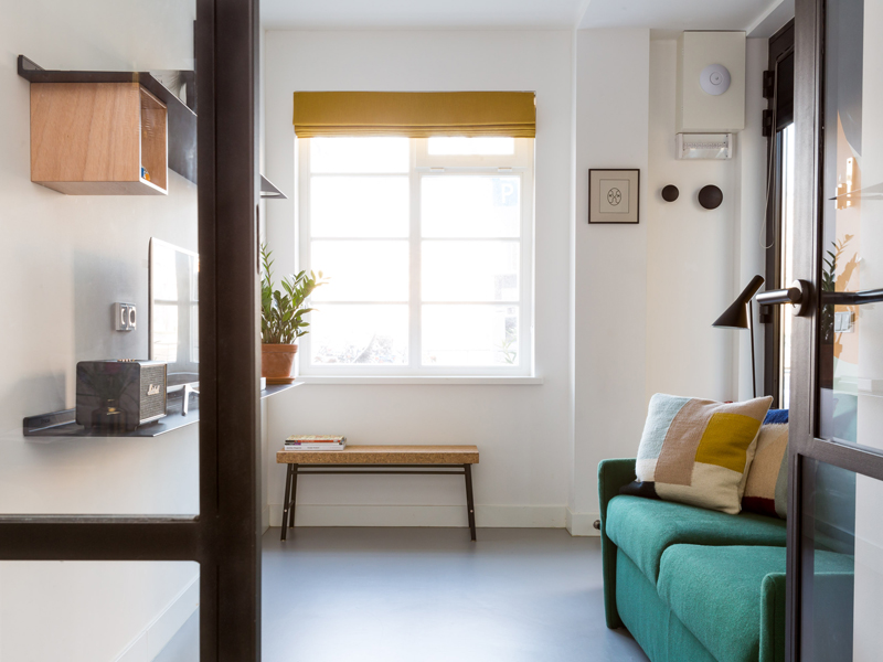 The i-escape blog / How to visit Amsterdam on a budget / Kith & Kin Boutique Apartments