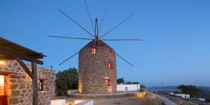 the i-escape blog / 10 cool and quirky places to stay from £27 a night / Milos Windmill