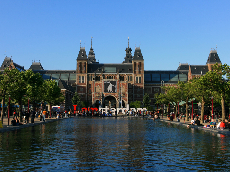 The i-escape blog / How to visit Amsterdam on a budget / Rijksmuseum Amsterdam