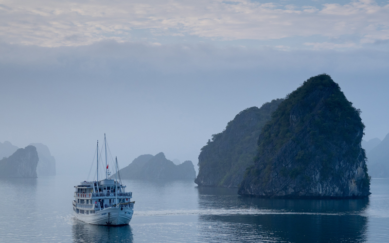 The i-escape blog / Vietnam: what to know before you go / Halong Bay
