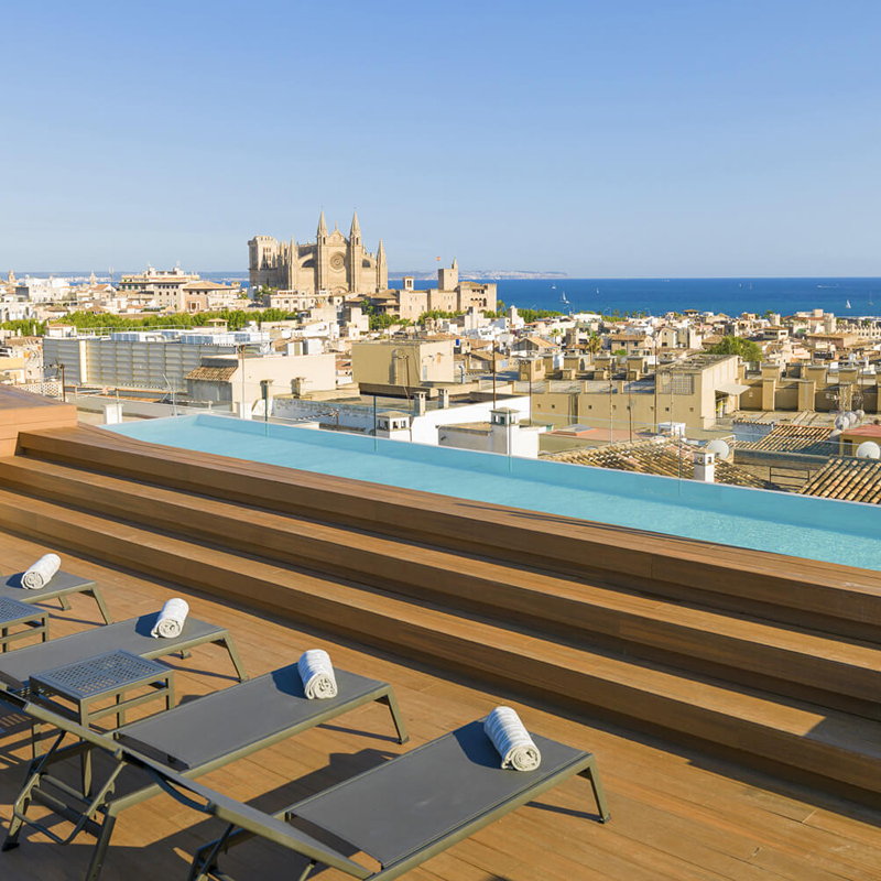The i-escape blog / Discover the real Love Island: 8 romantic Mallorca hideaways / Nakar Hotel