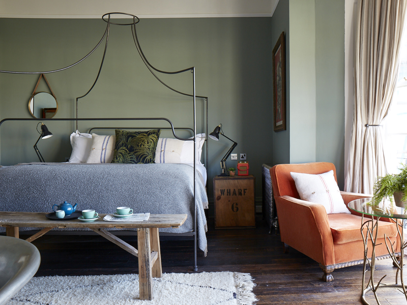 The i-escape blog / 8 stylish retreats for a late-summer staycation / Artists Residence Brighton