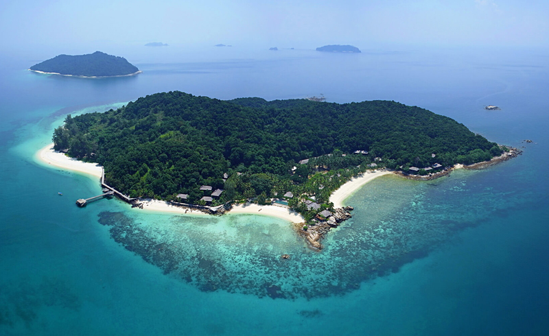 i-escape blog / The world's best secret islands / Batu Batu Pulau Tengah