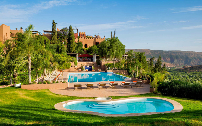 The i-escape blog / 10 amazing boutique boltholes for October half-term / Kasbah Tamadot