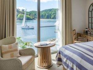 The i-escape blog / 8 stylish retreats for a late-summer staycation / Salcombe Harbour Hotel
