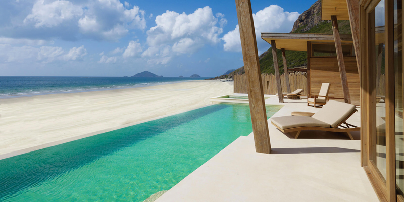 i-escape blog / The world's best secret islands / Six Senses Con Dao Con Dao Island