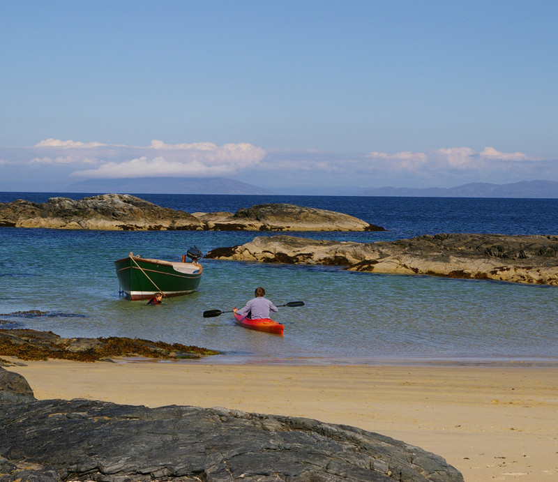 i-escape blog / post title / The Colonsay Hotel Isle of Colonsay