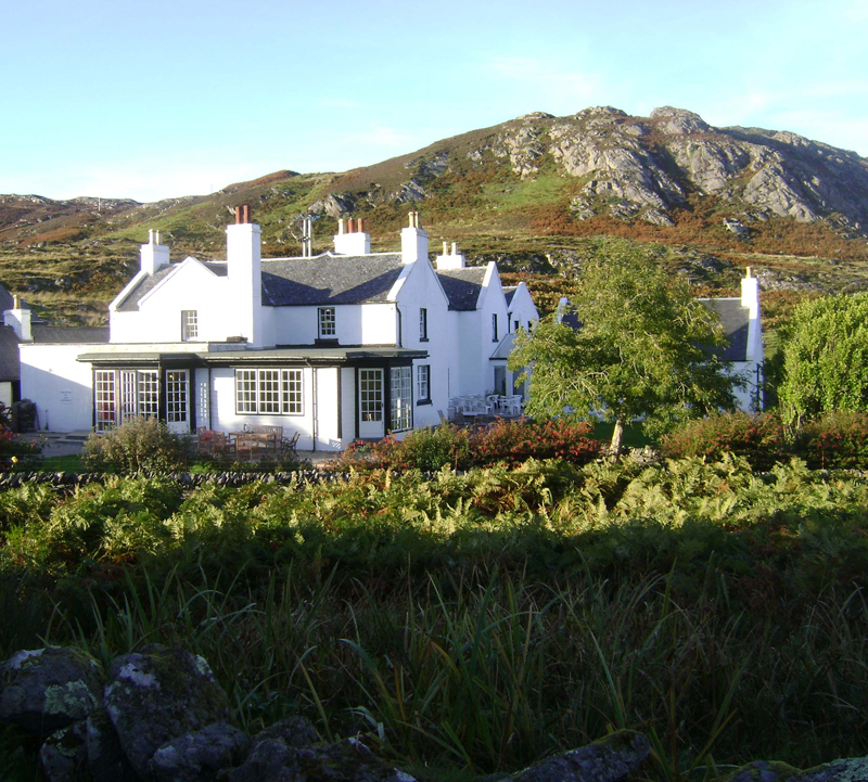 i-escape blog / The world's best secret islands / The Colonsay Hotel Isle of Colonsay
