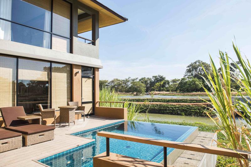The i-escape blog / Discover Sri Lanka: the perfect island for a winter escape / Water Garden Sigiriya