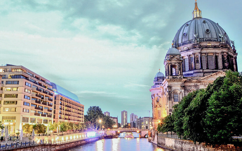 i-escape blog / 7 Great Reasons to Take Your Family on a European City Break / Berlin Boutique Apartments