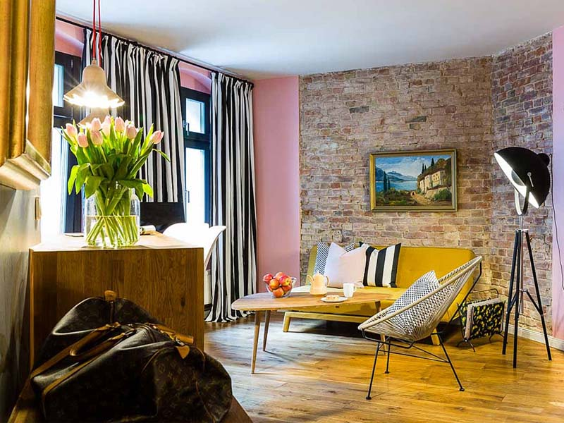 The i-escape blog / Revealed: The 9 best apartments NOT on Airbnb / Berlin Boutique Apartments