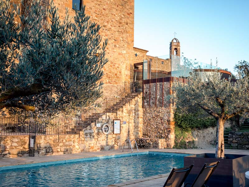 The i-escape blog /The last days of annual leave: 9 brilliant breaks / Castell D'Emporda