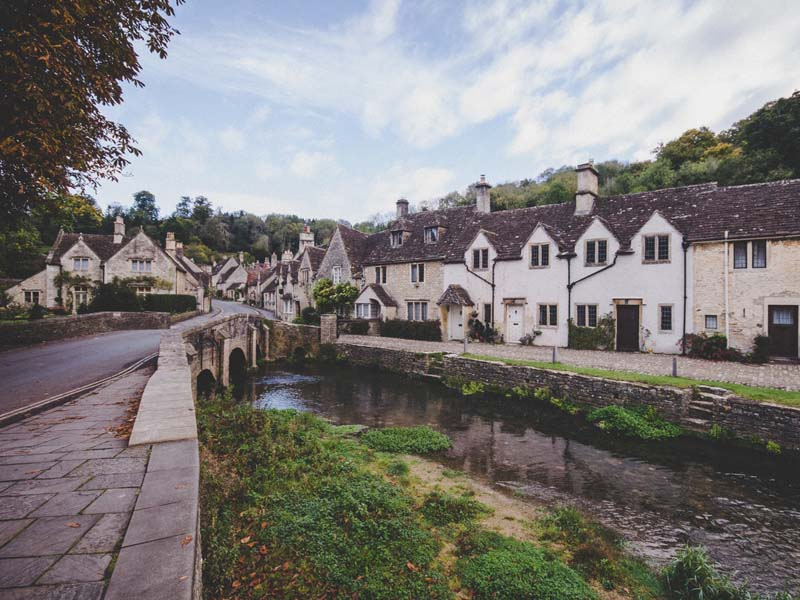 The i-escape blog /The last days of annual leave: 9 brilliant breaks / Castle Combe