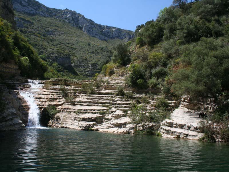 The i-escape blog / Secret Sicily: 7 beautiful places to visit / Wild swimming in the Cava Grande